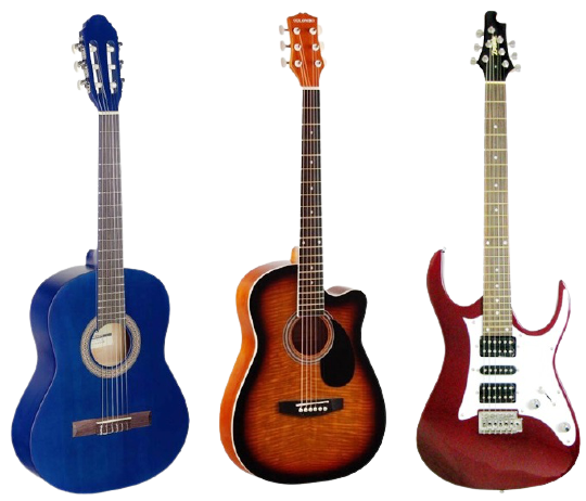 Кредиты под залог гитары
