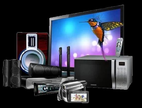 Кредит під заставу ТВ та електроніки